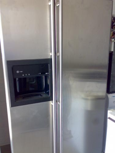 frigo americano side by side